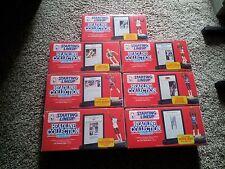 1992 Starting Lineup Headline Collection NBA New Bird, Barkley, Pippen, Ewing