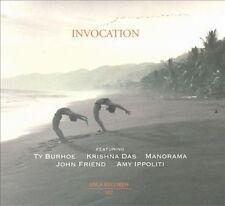 FREE US SHIP. on ANY 3+ CDs! NEW CD Manorama, John Friend, Amy Ippol: Invocation