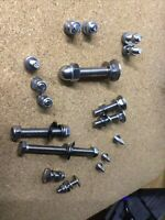 Raleigh Chopper Mk1/2 Bolt Set **100% stainless Steel**