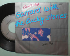 """JEAN SHY CAN'T STOP / GARRARD WITH THE LUCKY STONES 7 """" SINGLE"""
