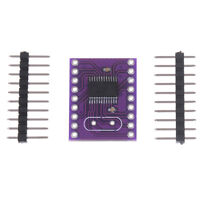 1Pcs CJMCU-1232 ADS1232 24 Bit Low Noise A/D Analog To Converter ADC  X I1