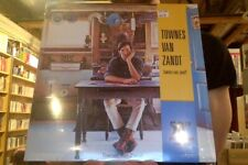 Townes Van Zandt s/t LP sealed 180 gm vinyl reissue 50th anniversary self-titled