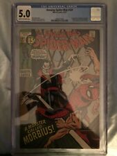 The Amazing Spider-Man #101 Cgc 5.0 Marvel Comics 1st Appearance Of Morbius