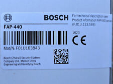 2 Bosch FAP-440 Analog Photoelectric Smoke Detector Works on FPA-1000 FREE SHIP!