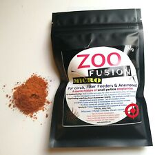 ZOO FUSION MICRO Plankton Substitute Zooplankton Filter Feeder CORAL FOOD