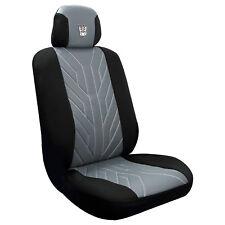 Pilot Automotive Licensed Transformers Gray Decepticon Seat Cover - Single