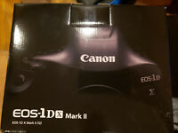 Canon EOS 1D X Mark II 20.2MP Digital SLR Camera - Black (Body Only) Brand NEW!