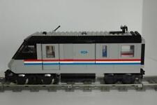 Lego 9V Eisenbahn TRAIN 4558 Lok Metroliner inkl. 9V Motor ENGINE