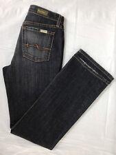 David Kahn Lauren 5 Pocket Style Dark Wash Stretch Denim Jeans 3500 Size 6 USA