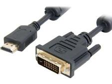 Brand *NEW Coboc 10 ft. HDMI A Male to DVI-D (24+1) Male 30 AWG High Speed HDMI