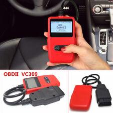 EOBD OBDII Car Scanner Code Reader Auto Fault Engine Diagnostic Reset Tool VC309