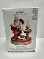 """Hallmark Keepsake Once Upon a Christmas Series """"Checking it Twice"""" 2011"""
