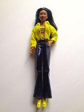 Mattel Superstar Brandy Norwood Barbi Doll LOOSE