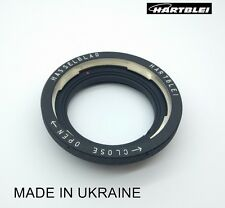 New Hartblei Hasselblad Lens to Contax 645 Mount Camera Adapter
