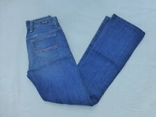 WOMENS LUCKY BRAND LOGAN CLASSIC RIDER BOOTCUT JEANS SIZE 25x29.5 #W496