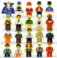 20Pcs/Set New Figures Characters Minifigs Assemble Toys Gift Baby surprise toy