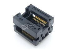 OTS-48(64)-0.5-02 IC Test Burn-in Socket for SSOP48 TSOP48 Package 0.5mm Pitch