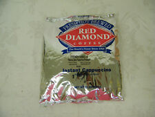 Red Diamond Instant Cappuccino Mix 2LB Unopened