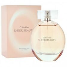 CALVIN KLEIN SHEER BEAUTY EDT 100ML - COD + FREE SHIPPING