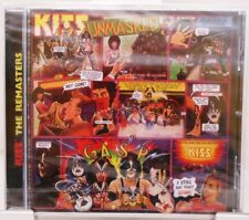 KISS + CD + Unmasked (1980) + saustarkes Hard Rock Album avec 11 chansons +