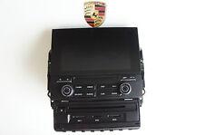 Porsche 95B Macan Touchpad Navigation Bedieneinheit Navigationssystem Europa -3