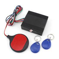 H3E# RFID Alarm Push Button Start Transponder Immobilizer Keyless Entry Engin