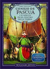 Conejo de Pascua y su ejército en el centro de la Tierra (Los Guardianes) (Spani