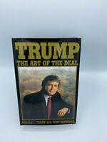 1987 Trump : The Art of the Deal by Donald J. Trump and Tony Schwartz