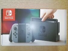 EMPTY REPLACEMENT BOX FOR NINTENDO SWITCH CONSOLE **NO INNER DIVIDERS **