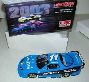1/24 die-cast True Value/IROC Indy Win 2002 IROC Pontiac Firebird Dale Jarrett