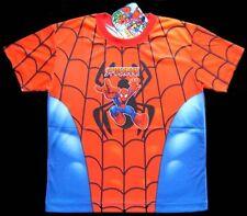 RARE SPLENDIDE TEE-SHIRT SPIDERMAN 3-4 ans Size S fan ravi et envieux garantis