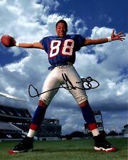 Terry Glenn New England Patriots Signed 8x10