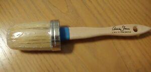 Annie Sloan Paint Brush- Medium Oval pure bristle
