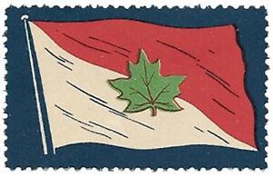Proposed Quebec Provincial Flag - 1947