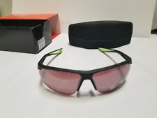 Nike Sunglasses Mens TAILWIND pv0016 Black and green max speed lens! A!