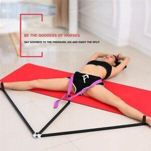 Iron Leg Stretcher Adjustable 3 Bar Split Machine Flexibility Training Ballet