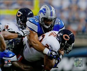 Ndamukong Suh Detroit Lions NFL Licensed Unsigned Glossy 8x10 Photo C