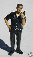 American Diorama 1/18 JAKE LAPD Style Police Officer Figure - Great 4 Dioramas