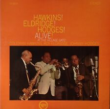 Coleman Hawkins/Roy Eldridge/Johnny Hodges-Alive At The Village Gate-Verve 8504