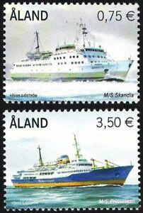 Aland 2010 (05) - Passenger Ferries - s/s Skandia and Prinsessan