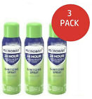 Microban 24 Hour Disinfectant Sanitizing Spray Fresh Scent 12.5 OZ Pack of 3 photo
