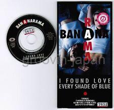 "BANANARAMA I Found Love/Everyday Shade 3-track JAPAN 3""CD AVDD-20079 UNSNAPPED"
