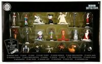 The Nightmare Before Christmas Nano Metalfigs Collector Set 20 Die Cast Figs NEW