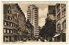 STUTTGART Tagblatt-Turmhaus / Architekt E O OSSWALD / Architecture * AK um 1928