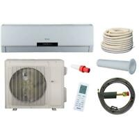 GREE Neo 30000 BTU 2.5 Ton Ductless Mini Split A/C and Heat Pump Kit