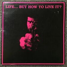 Life...But How To Live It? LP Compilation Ebullition 13 1994 Punk Hardcore Rock