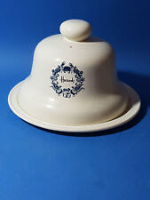 Harrods Knightsbridge Fromagerie Cheese Bell Dome Ivory Cream