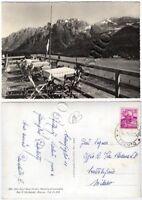 Cartolina di Madonna di Campiglio, passo Campo Carlo Magno - Trento, 1964