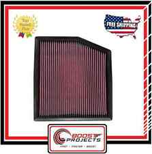 K&N Replacement Air Filter BMW 135I / X1 / 335I * 33-2458 *