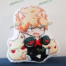 Katsuki Bakugou Couch Pillow Cushion Humanoid Throw Pillow Boku no Hero Academia